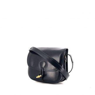5a99e5e7a65 UK Hermès Replica Béarn wallet in burgundy box leather – Hermes Belt ...